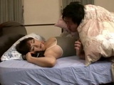 Sleeping Stepmother Assaulted By her Horny Stepson