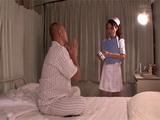 Hot Japanese Nurse Rika Anna Taking Advantage Of Her Patient