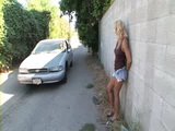 Blonde Prostitute Tianna Love Paid For Sex With 5 BBC