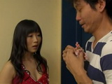 Her Old Husband Get Bored To Her So She Tried To Get To The Neighbors Cock  Hibiki Ohtsuki