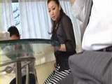 Horny Stepmom Attacked By Stepson When Dad Went To Work