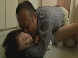 Poor Japanese Wife Asakura Ryohana Gets Forced By Her Husbands Friend Who Sleeping At Their House