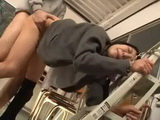 Japanese Teen Nichi Osamu Gets Kidnapped But She Managed To Call Her Friend Who Took Advantage Of The Situation And Fuck