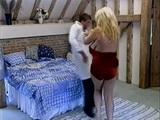 BBW British Mom Gaynor aka Cindy Didnt Allow Teen Doctor To Escape