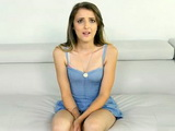 Lovely Teen Realize Too Late That This Is Anal Porn Casting But Now Is To Late To Step Back