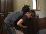Boy Surprised Girlfriends Mom From Behind
