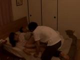 Unfaithful Wife Cheating Her Husband While He Was Sleeping