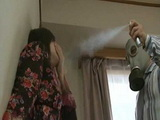 Japanese Pervert Neighbor Used Sleeping Gas For His Dirty Plan