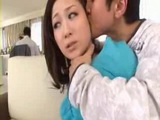 Stepmom Gets Fucked By Stepson Behind Dads Back