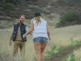 Perfect Blonde Love Balldeep Anal With Boyfriend
