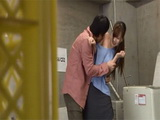 Poor Japanese Girl Kawaai Yukino Gets Attacked By Neighbor While Trowing Away The Trash