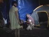 Homeless Man Fucks Lost Retarded Japanese Teen