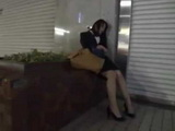 Wasted Japanese Teen Picked Up From The Street And Hard Group Fucked
