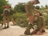 Molesting War Prisoner Before Exchange