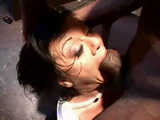 Mature  Throat and Anal Fucked By Bunch Of Black Guys