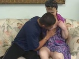 Granny Maid Anal Fucked By Boy