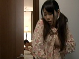 Watching Mom And Dad Fucking Made Japanese Teen Start Masturbating