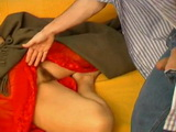 Sleeping Mom With No Panties Abused and Fucked By Her Bad Stepson