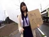 Japanese Uncensored Sexy Hitchhike Play Mikoto Mochida xLx