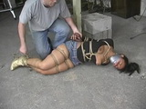 Latina In Ropes
