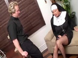Sinful Nun Gets Fucked By Preacher