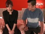 Sad But Horny Widow Yokoyama Miyuki Fucks One Guy and Blows The Other