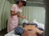 Young Nurse Miyu Nakatani Molests Sedated Patient MRBOB7777