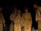 Female Deserters Punished Badly By Their Camarades
