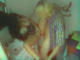 Busty American College Teen Taped With Hidden Cam Fucking In Toilet At Party