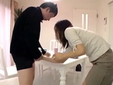 Guy Spilled Hot Tea On His Pants So His Sister In Law Was More Then Willing To Help Him