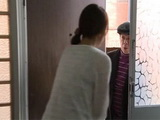 Milf Housewife Saejima Kaori Made Mistake For Letting Stranger In