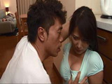 When Tired Husband Fell Asleep His Drunk Best Friend Fucked His Housewife Miho Tsuno And Filled Her Mouth With Cum