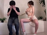 Husbands Elder Brother Vainly Attempts To Resist Slutty Sister In Law Charms