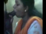 Amateur Indian Woman Sucks Cock and Swallows Every Drop Of Cum