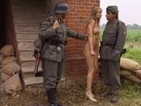 Cruel Nazi Officers Fuck Captured Enemy Women