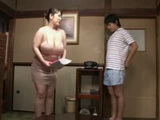 Mother With Huge Boobs Nami Horikawa Gets Swooped By Her Horny Teenage Son