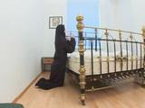 Nun Interrupted In Prayer and Brutally Fucked  Rape Fantasy