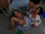 Terrified Screaming Office Hottie Tina Yuzuki Gets Brutally Fucked By Cleaning Guy After Hours