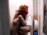 Robber  Violates Girl Under Shower