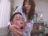 Big Tits Female Teacher An Mashiro 1