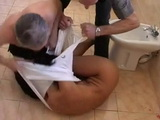 Teen Daughter Gets  Fucked by ard Father and His Alcoholic Friend  Fuck Fantasy