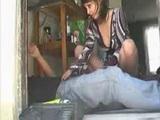 Housewife Took Advantage Over Repairman