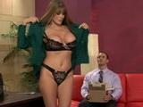 Smoking Hot Busty Milf Boss Darla Crane Fucks Her Wonderstrucked Errand Boy