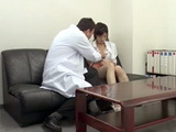 Female Patient With Painful Breasts And Nipples Gets Swooped By Filthy Doctor Uncensored