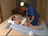 Busty Japanese Wife Gets More Than She Expected From a Massage