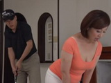 Hot Asian Maid Hitting On Her Golfer Boss For A Long Time And Finally She Has Him For Herself  Kazumi Yanagida