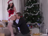 Hardcore Fucking With Hot Santa Helper