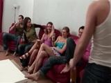 Russian Teen Sex Party