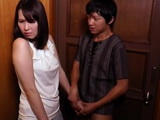 Blackmailed Milf Housewife Will Have To Please Next Door Evil Teenage Boy