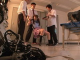 Poor Schoolgirl Beni Itoh Humiliated Badly After Class By 3 Guys Who Taped All On Camera